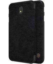 Nillkin Qin Book Case Samsung Galaxy J5 (2017) Zwart