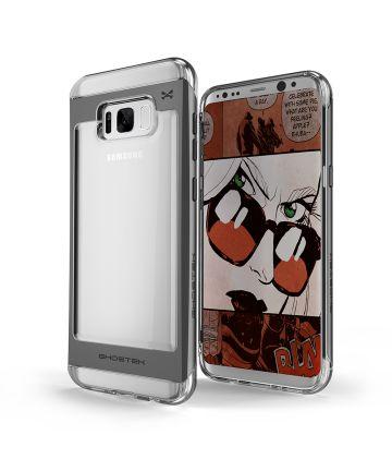 Ghostek Cloak 2 Hybride Hoesje Samsung Galaxy S8 Plus Zwart Hoesjes