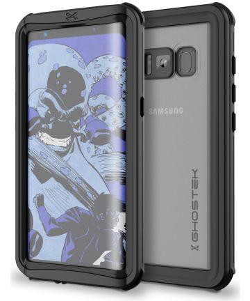 Ghostek Nautical Waterbestendig Hoesje Samsung Galaxy S8 Plus Zwart Hoesjes