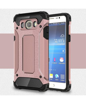 Samsung Galaxy J7 (2016) Hybride Hoesje Roze