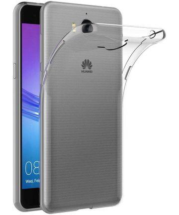 Huawei Y6 (2017) Transparant Hoesje