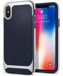 Spigen Neo Hybrid Apple iPhone X Zilver