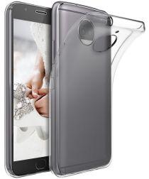 Motorola Moto G5s Plus Hoesje Dun TPU Transparant