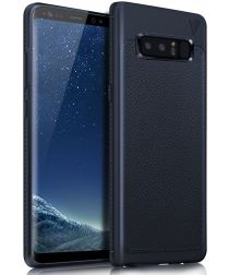 Samsung Galaxy Note 8 Back Cover Blauw