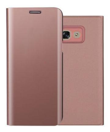 Samsung Galaxy A3 (2017) Spiegel Hoesje Roze