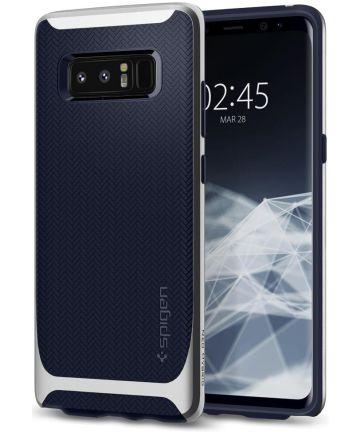 Spigen Neo Hybrid Samsung Galaxy Note 8 Zilver