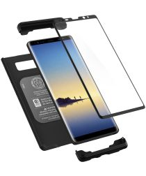 Spigen Thin Fit 360 Hoesje Samsung Galaxy Note 8 Zwart
