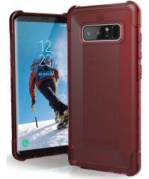 UAG Plyo Hoesje Samsung Galaxy Note 8 Crimson