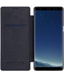Nillkin Qin Book Case Samsung Galaxy Note 8 Zwart