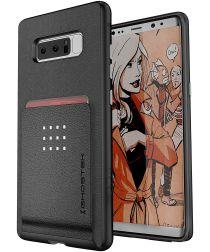 Ghostek Exec 2 Portemonnee Hoesje Samsung Galaxy Note 8 Zwart