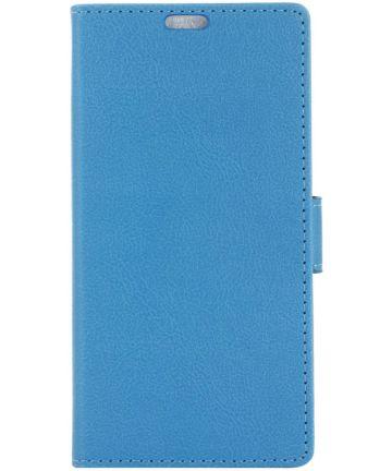 Nokia 8 Portemonnee Hoesje Blauw