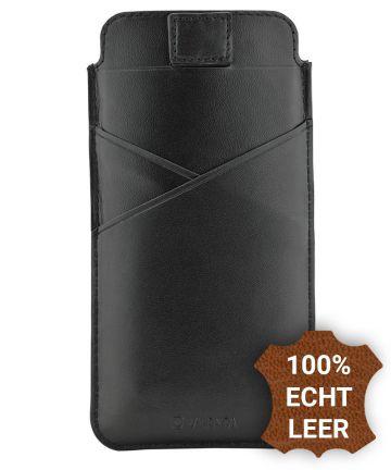 Valenta Pocket Premium Apple iPhone X Insteekhoesje Zwart