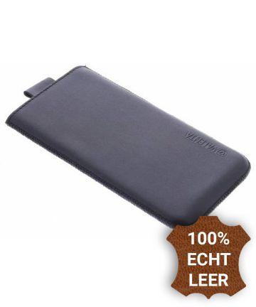 Valenta Pocket iPhone X Insteekhoesje Zwart