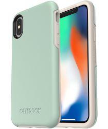 Otterbox Symmetry Hoesje Apple iPhone X Muted Waters