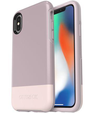Otterbox Symmetry Hoesje Apple iPhone X Skinny Dip Hoesjes