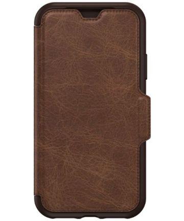 Otterbox Strada Folio Case iPhone X Espresso Brown