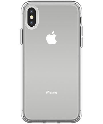 Otterbox Clearly Protected Clear Skin + Alpha Glass Apple iPhone X