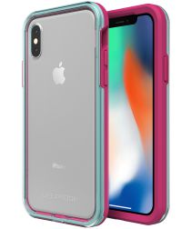 LifeProof Slam Apple iPhone X Hoesje Roze