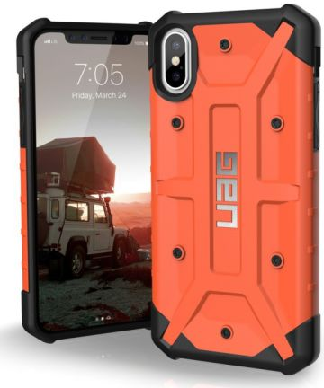 UAG Pathfinder Case Apple iPhone XS/X Rust
