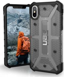 Urban Armor Gear Plasma Hoesje Apple iPhone XS/X Ash