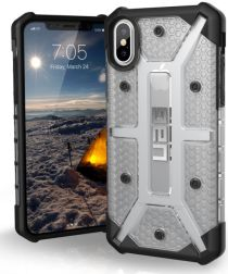 Urban Armor Gear Plasma Hoesje Apple iPhone XS/X Ice