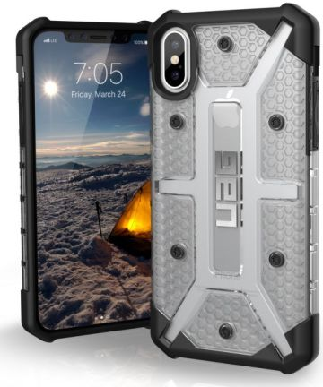 Urban Armor Gear Plasma Hoesje Apple iPhone XS/X Ice