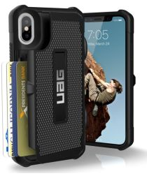 Urban Armor Gear Trooper Case Apple iPhone XS/X Zwart