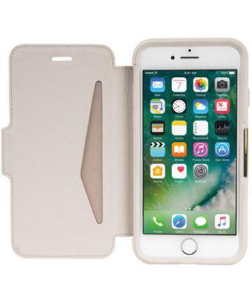 Otterbox Strada Folio Series Apple iPhone 7 / 8 Hoesje Book Case Beige