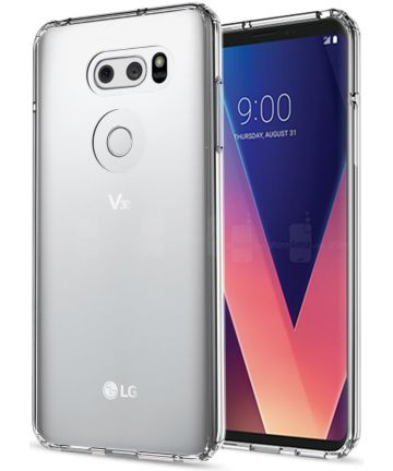 LG V30 / V30S Transparante TPU Hoesje
