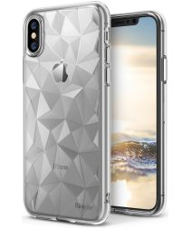 Ringke Air Prism Apple iPhone X Hoesje Doorzichtig
