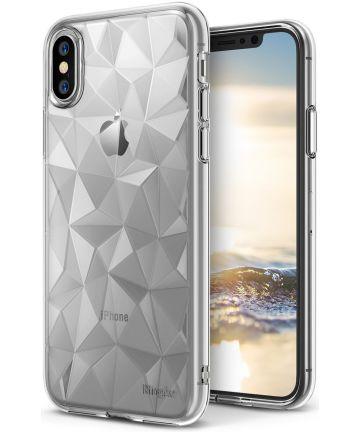 Ringke Air Prism Apple iPhone X Hoesje Doorzichtig