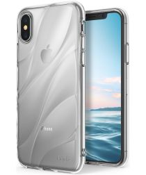 Ringke Flow iPhone X Hoesje Doorzichtig