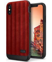 Ringke Flex S Apple iPhone X Hoesje Rood