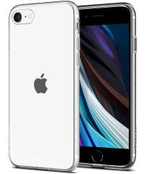Spigen Liquid Crystal Apple iPhone SE 2020 Transparant