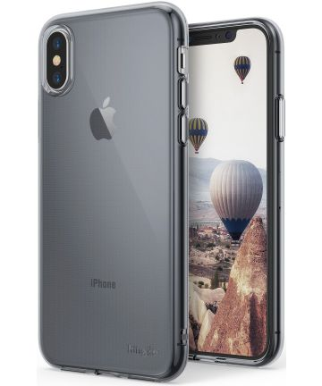 Ringke Air Apple iPhone X Hoesje Grijs