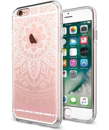 Spigen Liquid Crystal Apple Iphone 6 / 6S Hoesje Roze