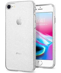 Spigen Liquid Crystal Glitter Apple Iphone 7/ 8 Hoesje Transparant