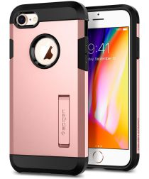 Spigen Tough Armor 2 Case Apple iPhone 7/8 Roze Goud