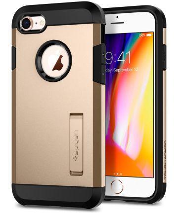 Spigen Tough Armor 2 Case Apple iPhone 7/8 Goud