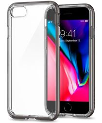 Spigen Neo Hybrid Crystal Second Case iPhone 8 Gunmetal