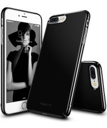Ringke Slim Apple iPhone 7 Plus / 8 Plus ultra dun hoesje Gloss Black