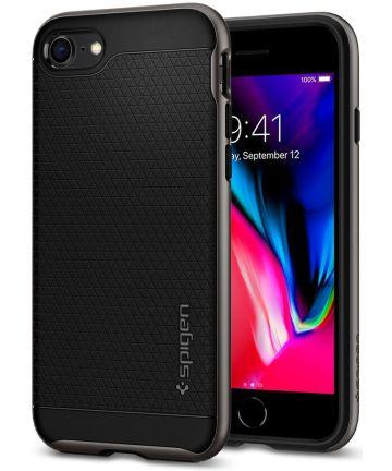 Spigen Neo Hybrid 2 Hoesje Apple iPhone 7 / 8 Gunmetal