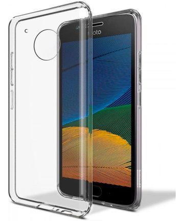 Origineel Motorola Moto G5S Plus Transparant Hoesje Hoesjes