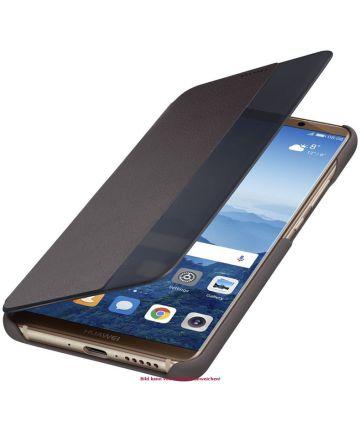 Huawei Mate 10 Pro View Cover Grijs