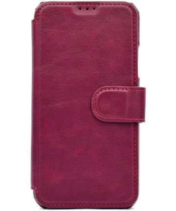 Apple iPhone X Book Cover Rood