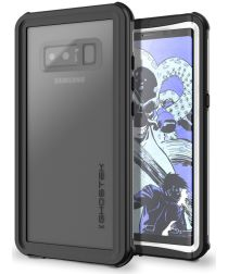 Ghostek Nautical 2 Waterbestendig Hoesje Samsung Galaxy Note 8 Wit