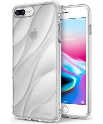 Ringke Flow iPhone 7 Plus / 8 Plus Hoesje Transparant