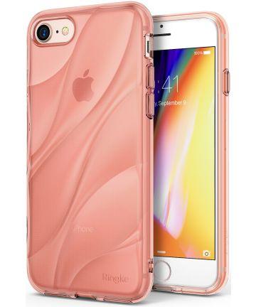 Ringke Flow iPhone 7 / 8 Hoesje Rose Gold