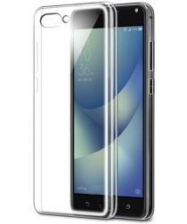 Asus Zenfone 4 Max 5.2 Hoesje Dun TPU Transparant