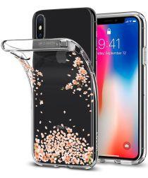 Spigen Liquid Crystal Apple iPhone X Blossom